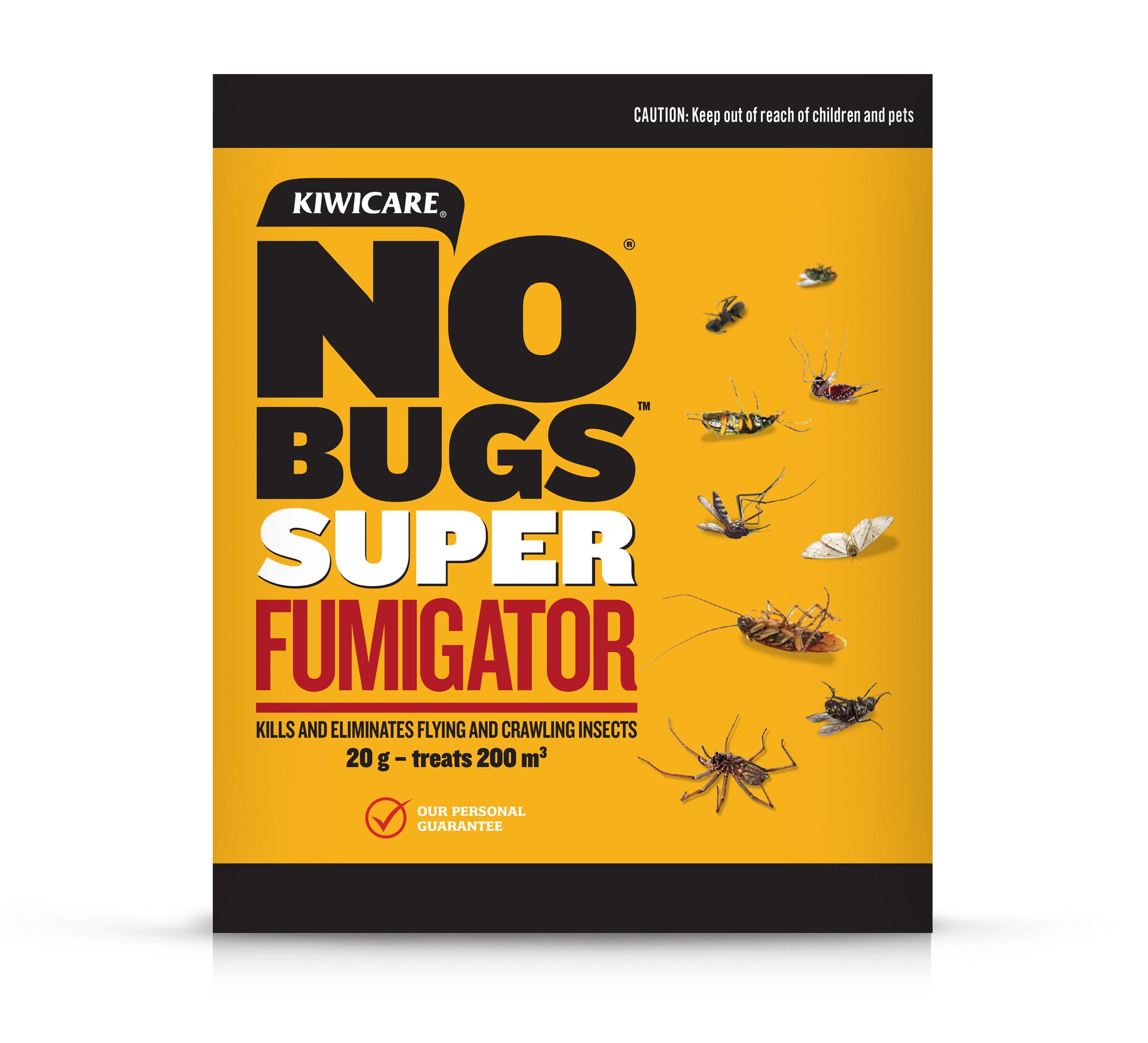 No Bug Super Fumigator Control Of Borer And Bugs