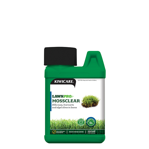 Lawnpro Mossclear Kill Moss In Lawns