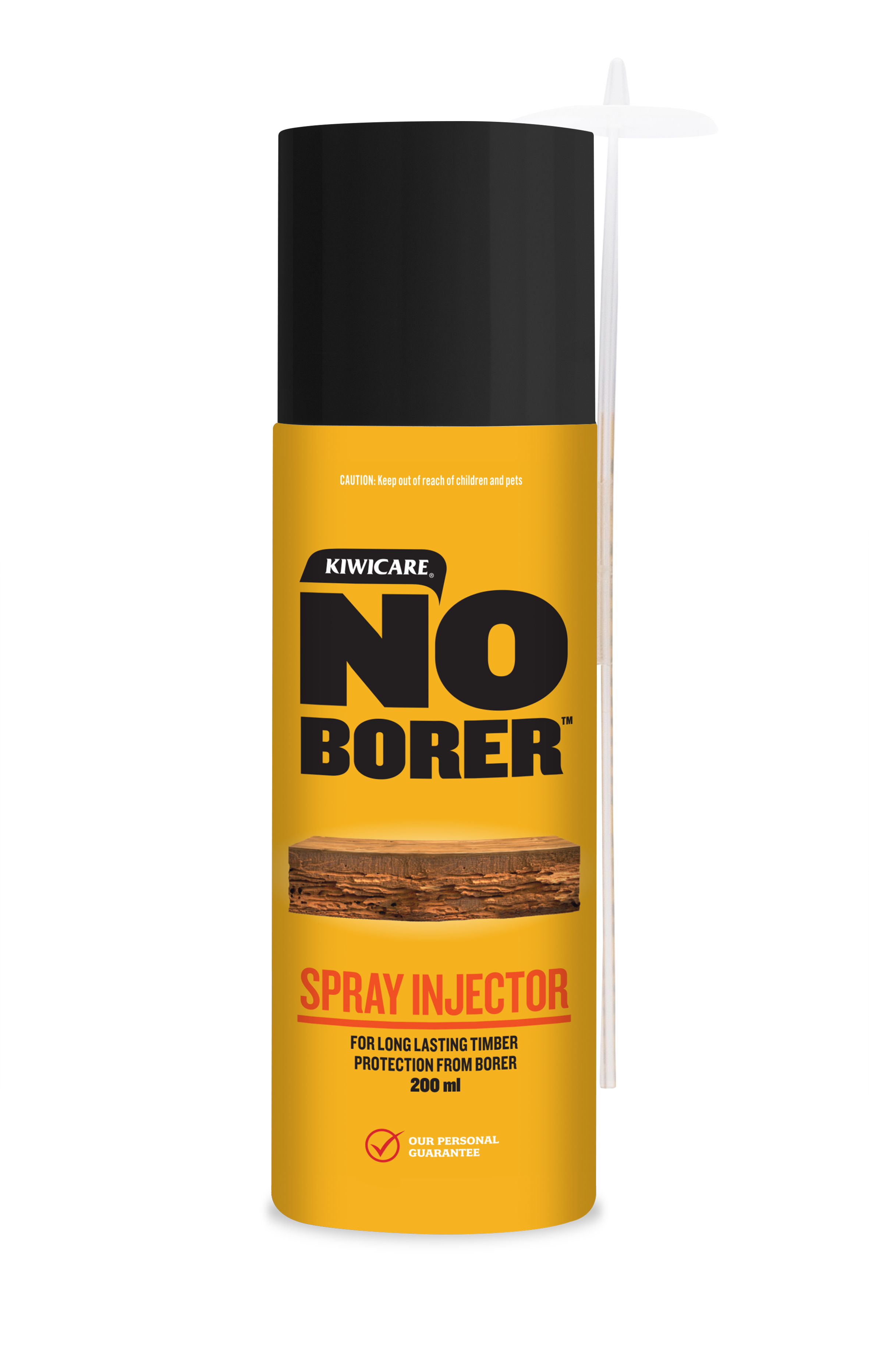No Borer Spray Injector Injection Of Borer Holes