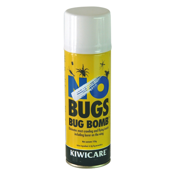 No Bugs Bug Bomb Quick Knock Down Of Insect Pests