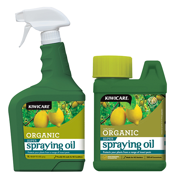 Organic super spraying oil controls pests and disease for Northland motor oils lubricants