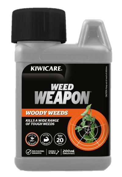 Weed Weapon Woody Weeds Kills Tough Woody Weeds