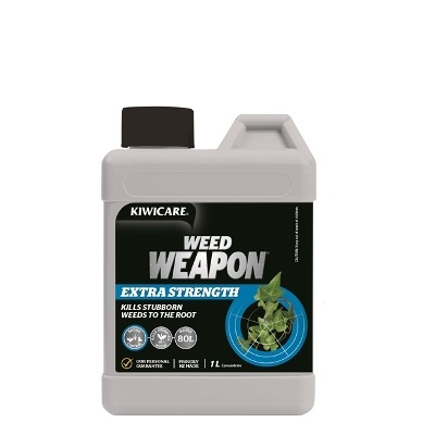 Weed Weapon Extra Strength Fast Effective Weed Killer